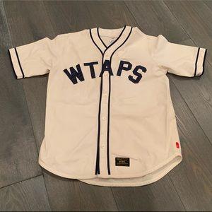 WTAPS | Neighborhood Cotton Oxford Shirt